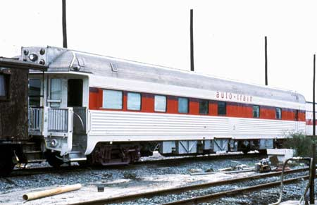 Auto-Train Corp Business Car  #1