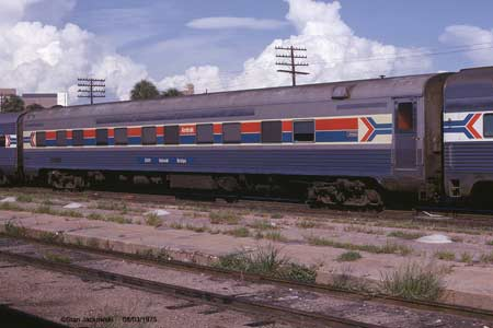 Auto-Train Corporation Sleeper
