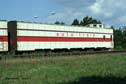 Auto-Train Auto Carrier Caboose