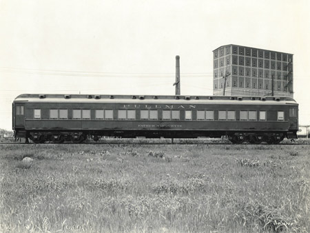 The 1926 Cardinal's Train  Father Marquette