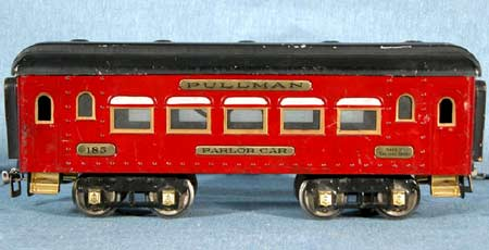 Ives 185 Coach Car 1929