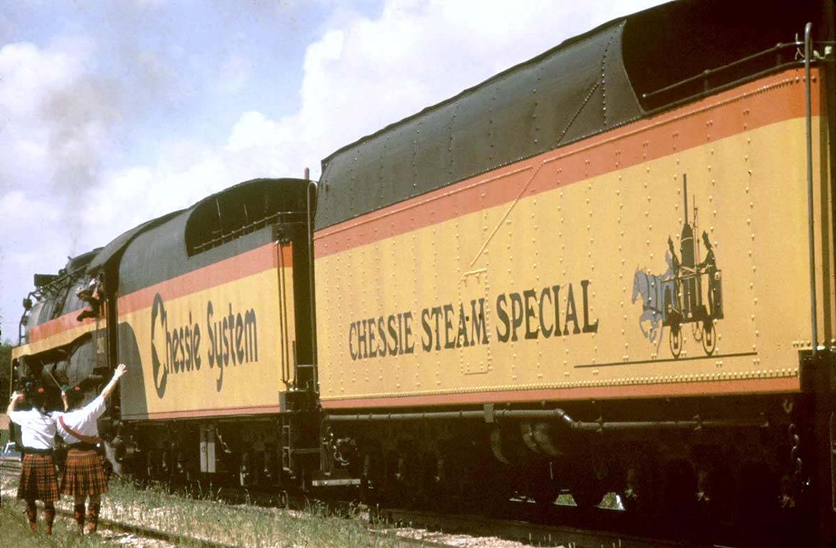 Chessie steam special auxiliary tinder dating site 4