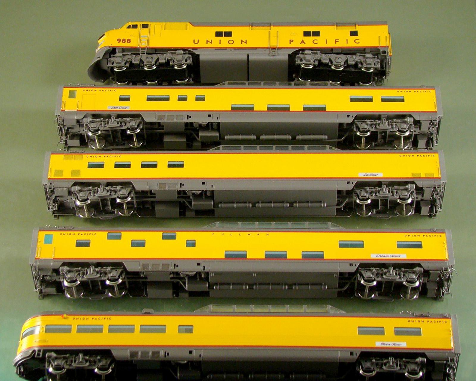 The 1947-1949 General Motors Train of Tomorrow