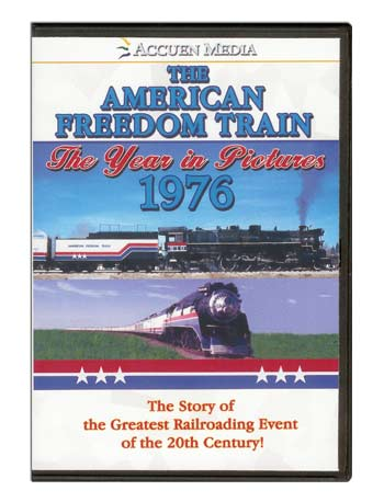 Photo of the American Freedom Train 1976 Video Documentary by Accuen